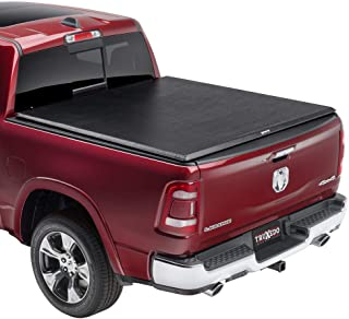TruXedo TruXport Soft Roll Up Truck Bed Tonneau Cover | 245801 | fits 07-13 Toyota Tundra w/Track System 6'6
