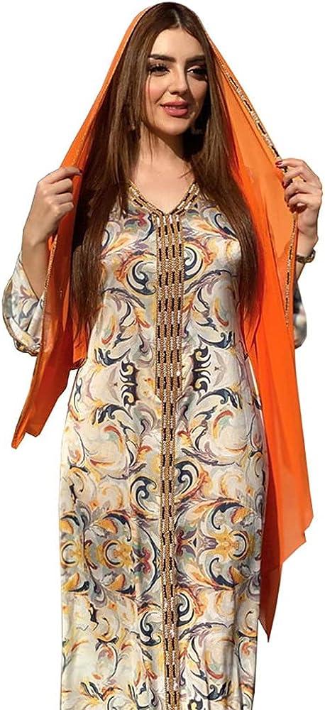 Women's Summer Maxi mart Dress Sequins Robe Ranking TOP16 Abaya Dubai Embroidery Mu