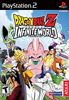 Dragon Ball Z: Infinite World - PlayStation 2