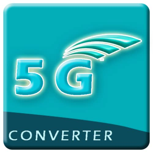 3G and 4G converter to 5G