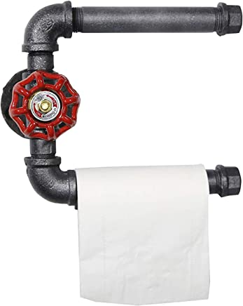 MDRW-Cuarto de baño accesorios de hardware estilo europeo antiguo Portarrollos Portarrollos para papel higiénico