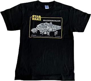 スモール・プラネット スター・ウォーズ Tシャツ ミレニアム・ファルコン Lサイズ SWAP1509