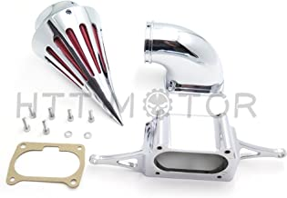 SMT MOTO- Motorcycle New Spike Air Cleaner Kits For 2002-2010 Yamaha Roadstar Midnight Warrior Chrome