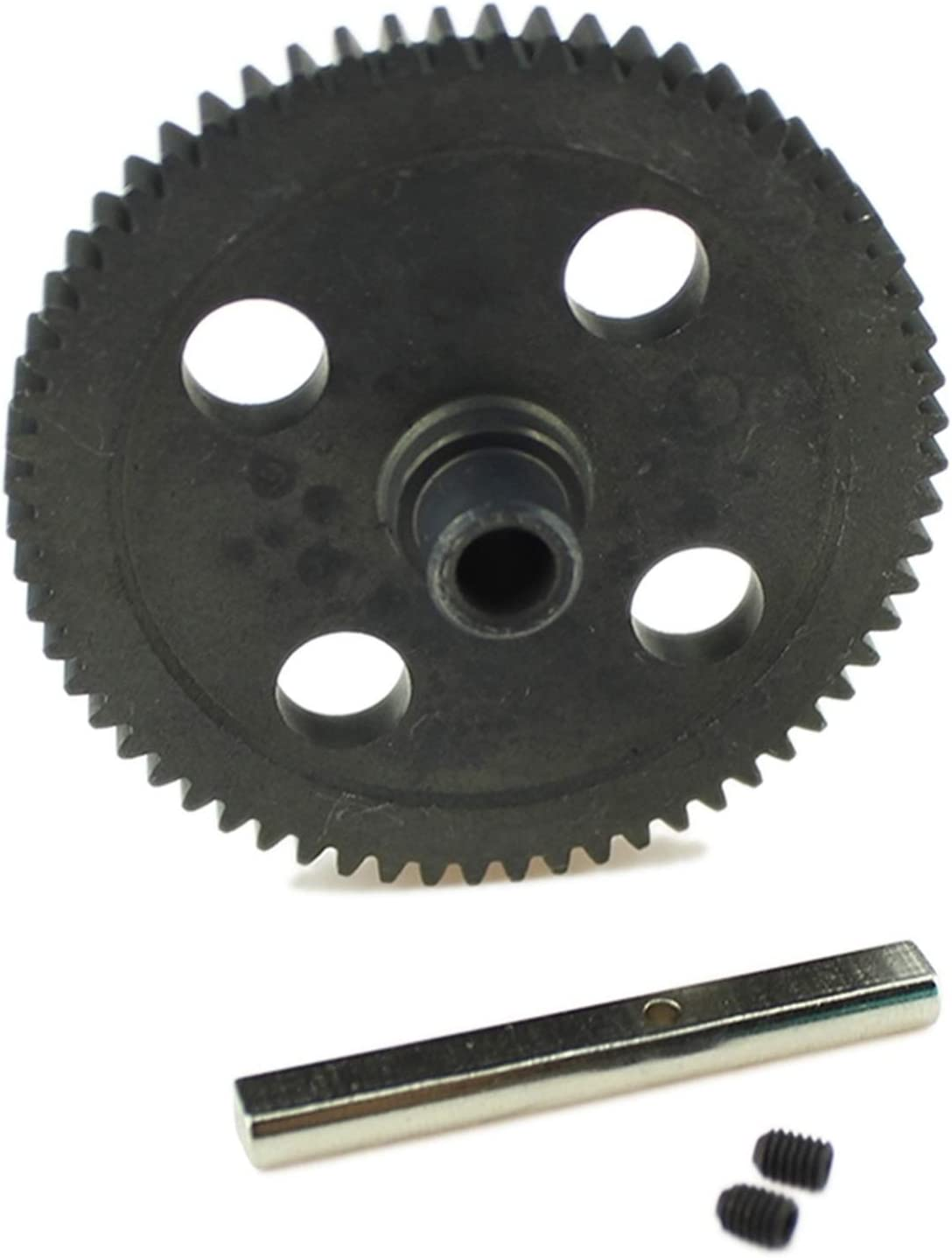 Ranking TOP3 SHENYI Transmission Gear Metal Spur Diff 62T Ranking TOP12 Reduction Main