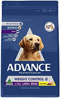 Advance Weight Control Large Breed, Adult and Senior, 13kg Dog Dry Food