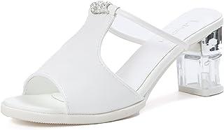 Donyyyy Zapatillas de mujer vistiendo zapatillas de tacón