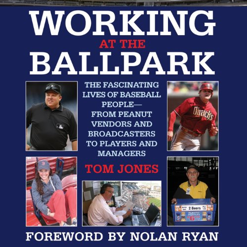 Working at the Ballpark cover art