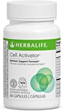 Nutrient Support Formula Cell Activator 60 Capsules W/Aloe Vera & Antioxidant Activity