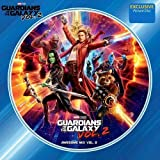 Guardians Of The Galaxy Vol. 2: Awesome Mix Vol. 2 - Exclusive Limited Edition Picture Disc Vinyl LP