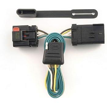 Amazon.com: CURT 55381 Vehicle-Side Custom 4-Pin Trailer Wiring Harness for  Select Chrysler, Dodge, Jeep Vehicles: AutomotiveAmazon.com