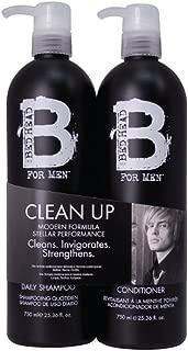 Tigi B For Men Clean Up Tween Duo Pack 2x750ml