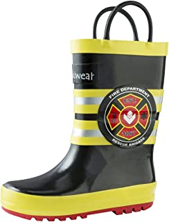 firefighter 1 boots