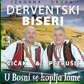 U Bosni se koplja lome