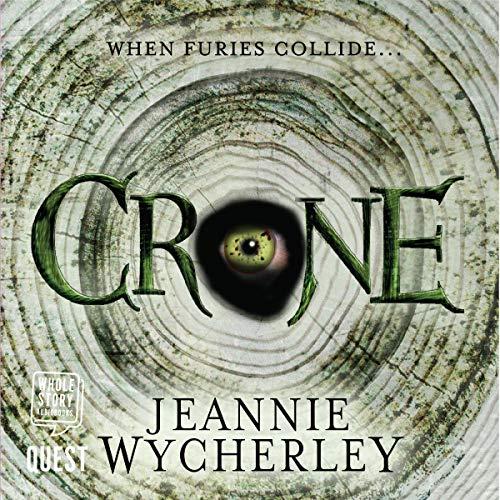 Crone cover art