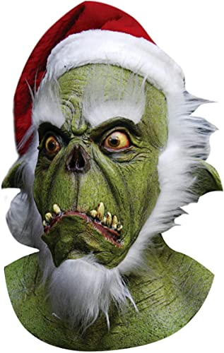 Santa Grünch Maske