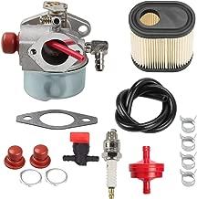 Hayskill 640350 Carburetor Replace Tecumseh 640350 640303 640271 for Toro Recycler 640271 640303 LV195EA LEV100 LEV105 LEV120 20016 20017 20018 6.75 HP Toro Lawnmowers