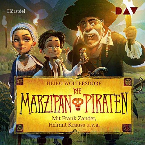 Page de couverture de Die Marzipanpiraten