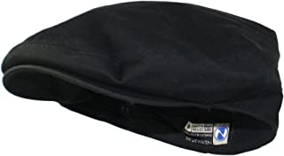 Street Easy Traditional Solid Cotton Newsboy Cap