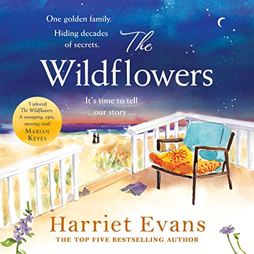 The Wildflowers audiobook cover art