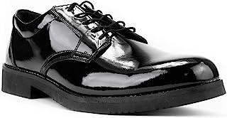 Ryno Gear High Gloss Oxford Dress Uniform Shoes
