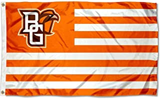 College Flags & Banners Co. Bowling Green State Falcons Stars and Stripes Nation Flag