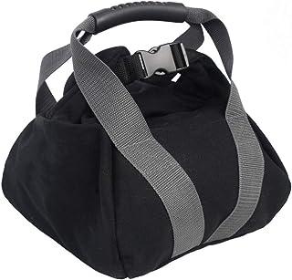 Angmile Sacos de Arena de Pesas Rusas de 5-10 kg (sin Relleno) Saco de Arena de Ejercicio de Peso ergonómico Ajustable