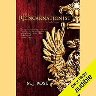 The Reincarnationist                   By:                                                                                                                                 M. J. Rose                               Narrated by:                                                                                                                                 Phil Gigante                      Length: 11 hrs and 50 mins     50 ratings     Overall 3.7