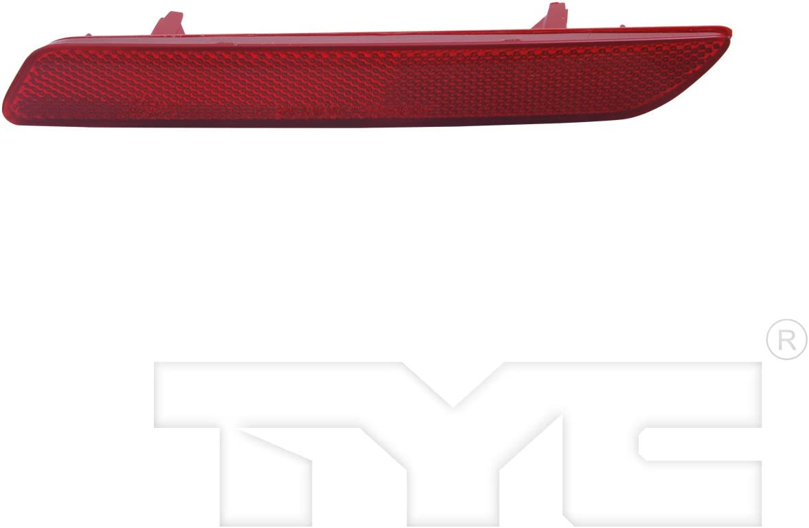 TYC 17-5318-00-9 Compatible with HONDA CR-V Left Replacement Reflex Reflector