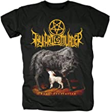 Biooarc Thy Art Is Murder Deathcore Black Short Sleeve Men's Cotton T-Shirt