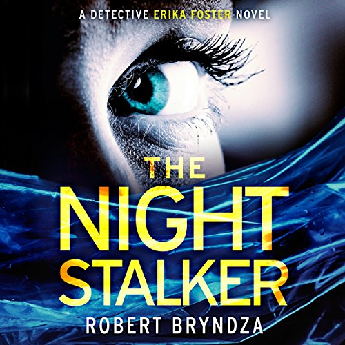 The Night Stalker audiobook cover art