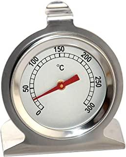 Hellery Thermomètre De Four en Argile Polymère en Acier Inoxydable pour Bricolage
