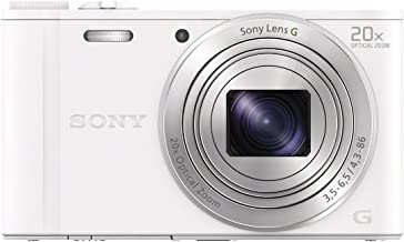 Sony DSC-WX350, Cámara compacta de 18.2 Mp (pantalla de 3&