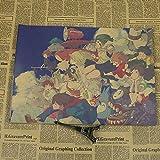 panggedeshoop Miyazaki Toshio Set Dibujos Animados Anime Animación Película Cartel Bar Dibujos Animados Decoración De La Habitación De Los Niños Pintura 50X70Cm -Sz3288