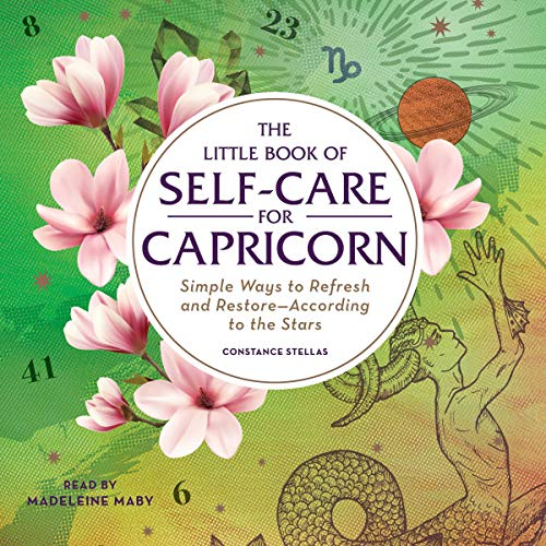 The Little Book of Self-Care for Capricorn cover art