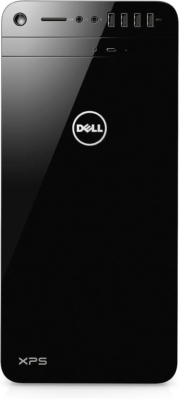 Dell XPS 8930 Tower - 8th Gen Intel Core i7 Processor - 8GB Memory - 1TB Hard Drive+16GB Intel Optane - NVIDIA GeForce GTX 1060, Black (XPS8930-7071BLK-PUS) Gaming PC