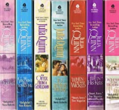 The Bridgerton Series, 7-Book Collection: The Duke and I; The Viscount Who Loved Me; An Offer From a Gentleman; To Sir Phi...