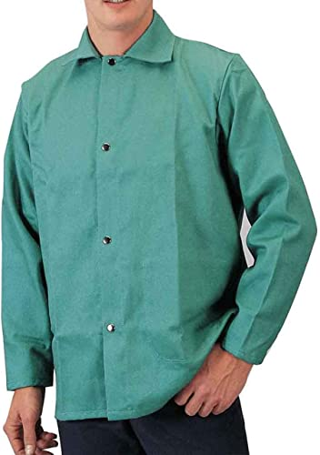 """popular Tillman Flame Retardant Jacket, 30"""" high quality L, Green, online L (6230L) outlet online sale"""