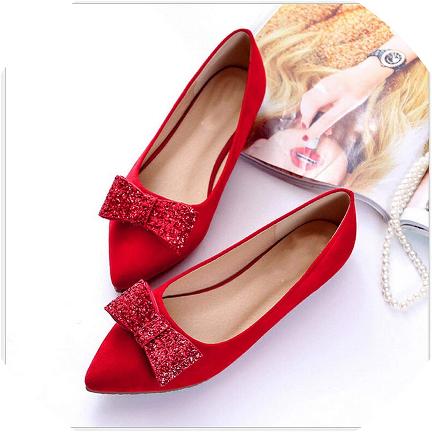 Newest Summer Luxury High Grade Pu Leather Square Toe for Women Flat Comfortable shoes
