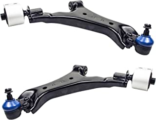 Pair Set 2 Front Lower Suspension Control Arm /& Ball Joints Mevotech For Terrain