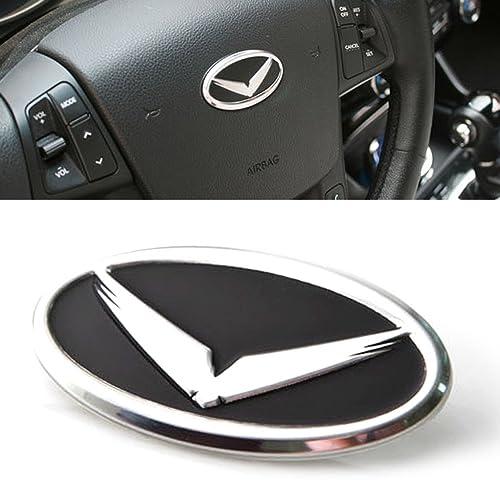 Eagle Emblem Steering Wheel Horn Cap 1Ea For Hyundai 2011-2015 Veloster / Turbo