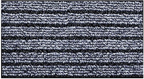 3M Nomad Aqua Tessile 45 Blu 0.60X0.90 1 Tappeto, Confezione da 1