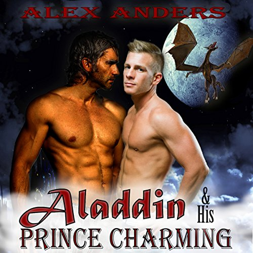 Aladdin & His Prince Charming audiobook cover art
