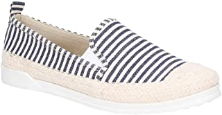 Fleet & Foster Womens/Ladies Paradise Nautical Espadrille Loafer