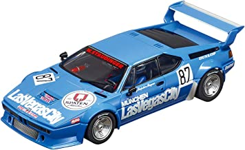 Carrera 23871 BMW M1 Procar #87 Norisring 1981 Digital 124 Slot Car Racing Vehicle 1:24 Scale