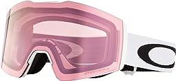 Matte White/Prizm Snow Hi Pink Iridium
