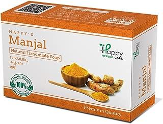 Happy Herbal Care Manjal Natural Soap 75G