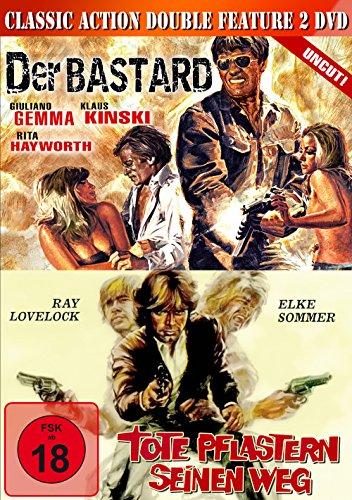 Der Bastard / Tote pflastern seinen Weg (2 DVDs)