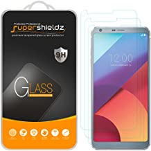 (3 Pack) Supershieldz for LG G6 (Not Fit for LG Stylo 6) Tempered Glass Screen Protector Anti Scratch, Bubble Free