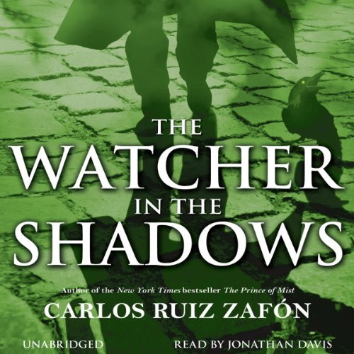 The Watcher in the Shadows audiobook cover art