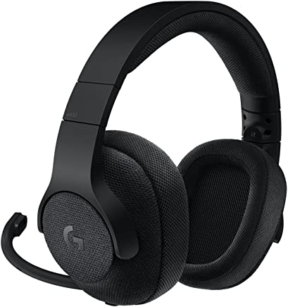 Logitech G433 Cuffia con Microfono per Giochi Cablata, Audio Surround 7.1, per Pc, Xbox One, PS4, Switch, Dispositivi Mobili, Nero - Trova i prezzi più bassi